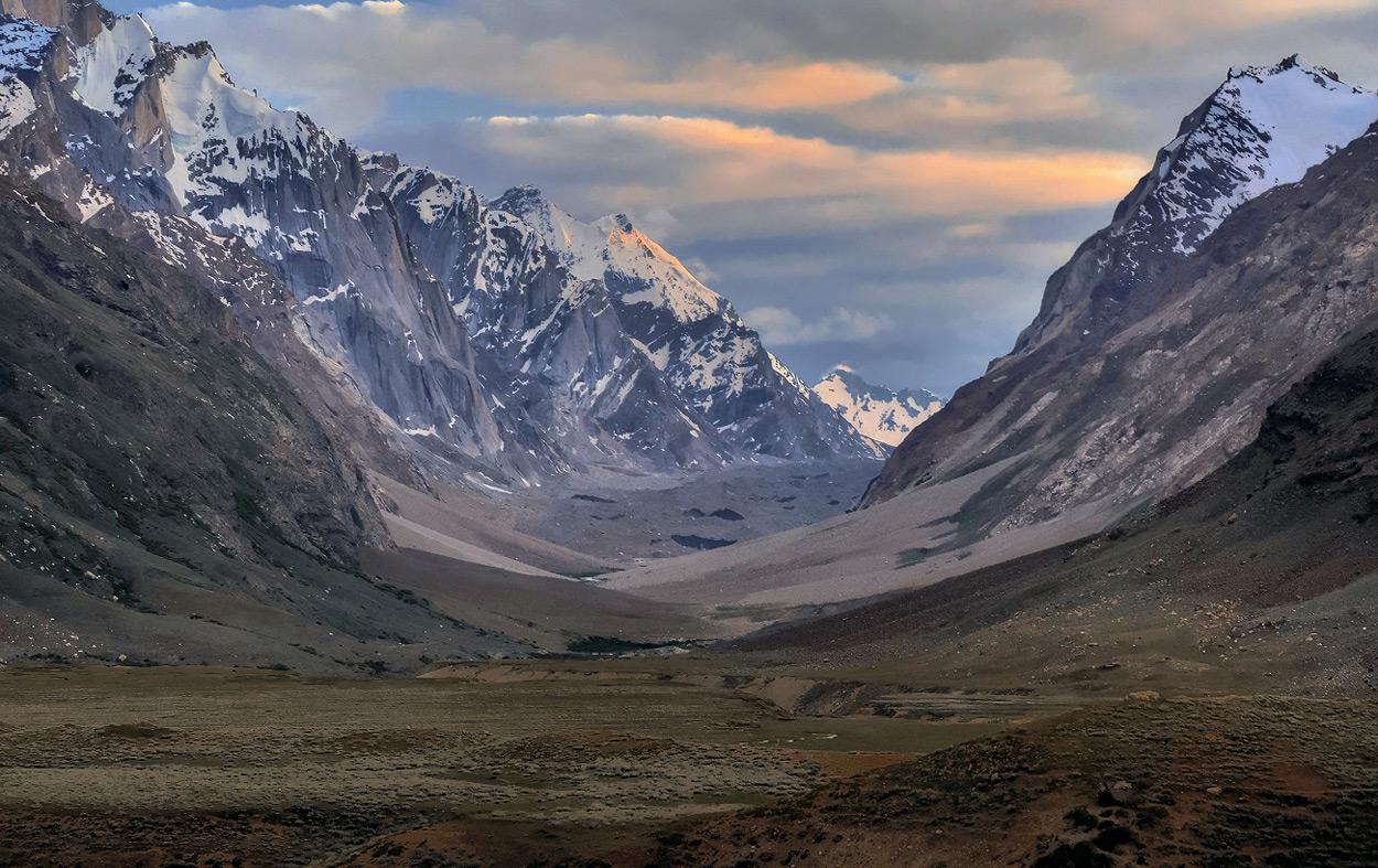 Пустыня-Ладакх