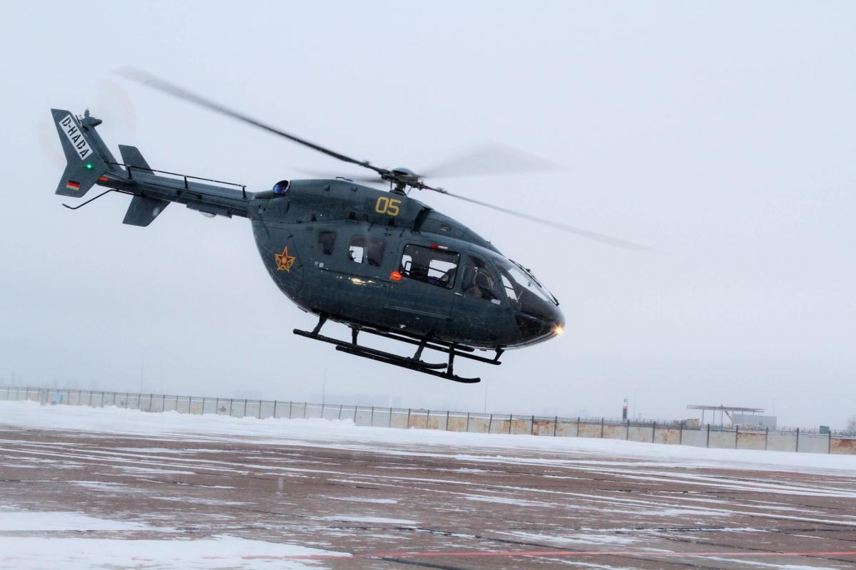 Вертолеты для любых целей в Казахстане