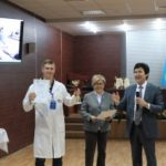 В соревнованиях между приемными отделениями многопрофильных стационаров г. Астана одержала победу команда Городской больницы №2