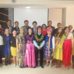 Коллектив Центра санитарной авиации отметил День языков народа Казахстана