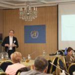 РЦСА принял участие в семинаре, организованном Страновым офисом Всемирной организации здравоохранения