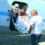 В Кызылординской области санавиация помогла спасти 56 тяжелобольных малышей