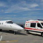 Санавиация транспортировала казахстанца, впавшего в кому из Германии в Казахстан
