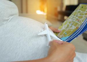 Частный самолет для беременных
