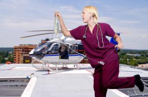 Медицинская авиация в Казахстане